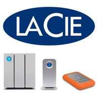 LaCie Storage Devices