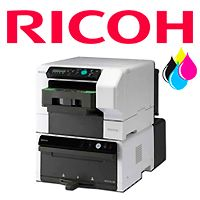 Ricoh DTG Ri 100 Consumables