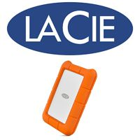 LaCie Rugged / Copilot Mobile Storage