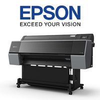 Epson SureColor  P7560 - P9560 up to 1118mm Wide Printers
