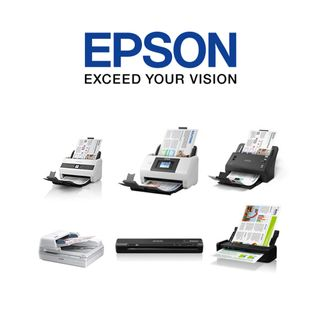 Epson Document Scanners