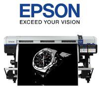 Epson SureColor Solvent Printers