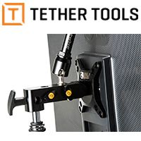 Tether Tools Rock Solid Monitor Mounts & Adapters