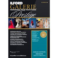Ilford Galerie Gold Cotton Smooth 330GSM
