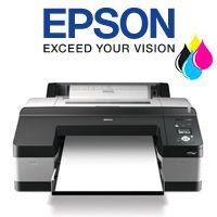 Epson A2 Roll Printer Inks 44xx, 48xx, 4900 & 5070