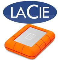 LaCie Portable Powered SSD