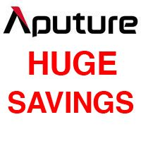 Aputure Huge Savings