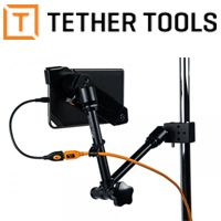 Tether Tools iPad + Tablet Mounts & Accessories