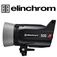 Elinchrom ELC Pro HD 500/1000 Studio Flashes