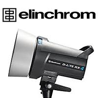 Elinchrom D-Lite RX One / RX4 Studio Flashes