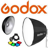 Godox Accessories and Modifiers