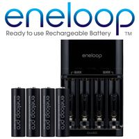 Eneloop Battery's and Chargers