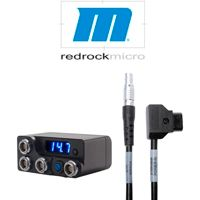 Redrock Micro PowerPack Power Distribution