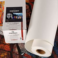 Canson ProCanvas Matte Poly-Cotton