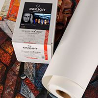 Canson ProCanvas Matte 100% Cotton