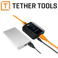 Tether Tools Power Options