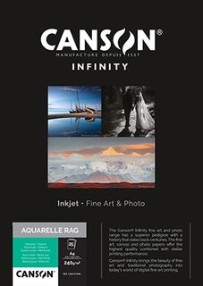 Canson / Arches Aquarelle Rag