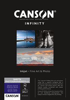 Canson Baryta Photographique II Matt