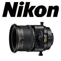 Nikon Tilt Shift Lenses