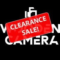 Wooden Camera Sale