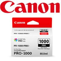 Canon Pro 1000 Inks