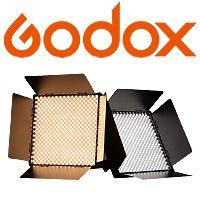 Godox Daylight & Bi-Colour LED Panels