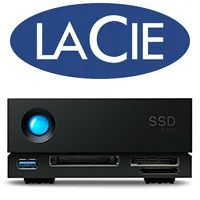 LaCie 1Big Dock Pro SSD