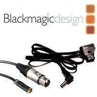 Blackmagic Design Cables and Acc