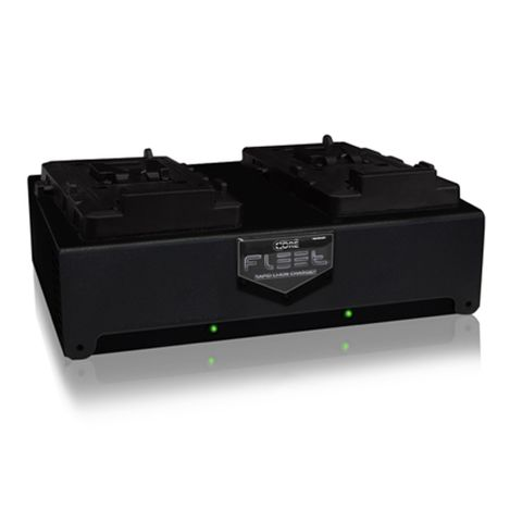 Core SWX Fleet 2-Bay V-Mount Fast Charger