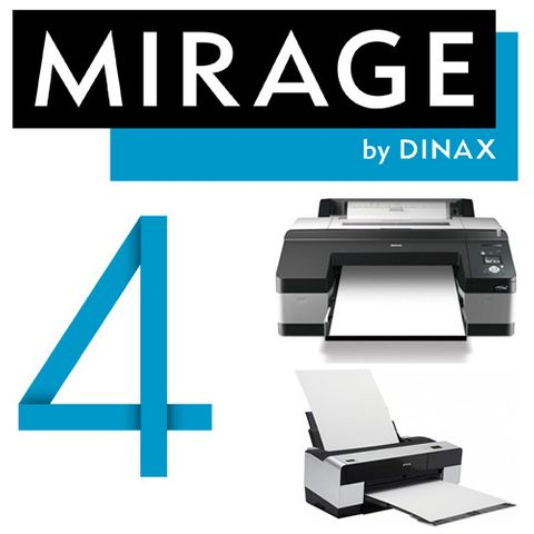 Mirage 17 Inch Edition Epson Dongle V4