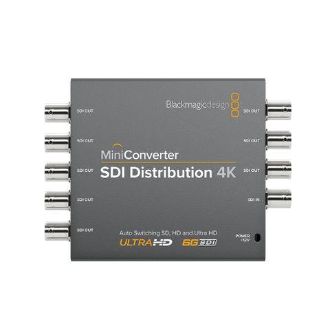 Blackmagic Design Mini Converter SDI 4K Distribution Box