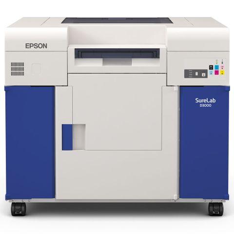 Epson Surelab D3000 Single Roll Printer - 1 Year Warranty