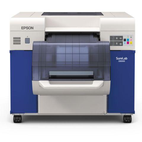 Epson Surelab D3000 Dual Roll Printer - 3 Year Warranty