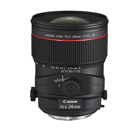 Canon TS-E24mm F3.5 L II Lens