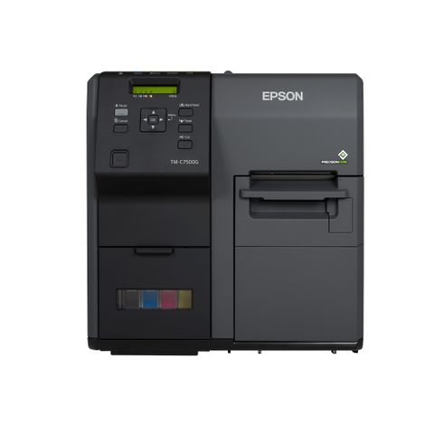 Epson Colorworks C7500G Colour Inkjet Gloss Label Printer