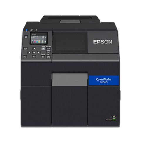 Epson Colorworks CW-C6010A 4 Inch With Auto-Cutter