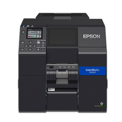 Epson Colorworks CW-C6010P 4 Inch With Auto-Peeler