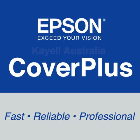 Epson Extended 3 Year RTB Warranty For CW-C6510 Or CW-C6010 Printers
