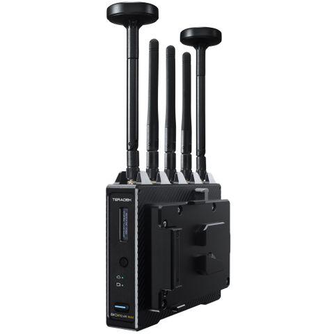 Teradek Bolt Max 4K 12G-SDI/HDMI Wireless RX V-M - B Stock