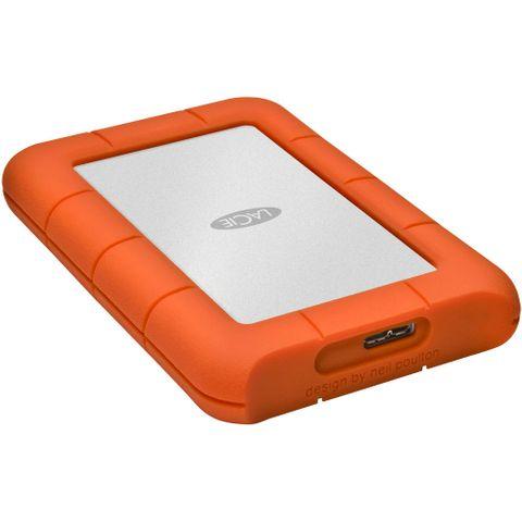 Lacie 5TB Rugged Mini USB 3.0 Portable Drive