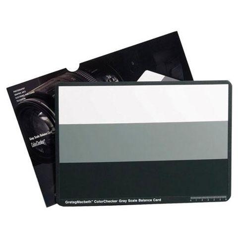 Xrite Colorchecker Greyscale M50103