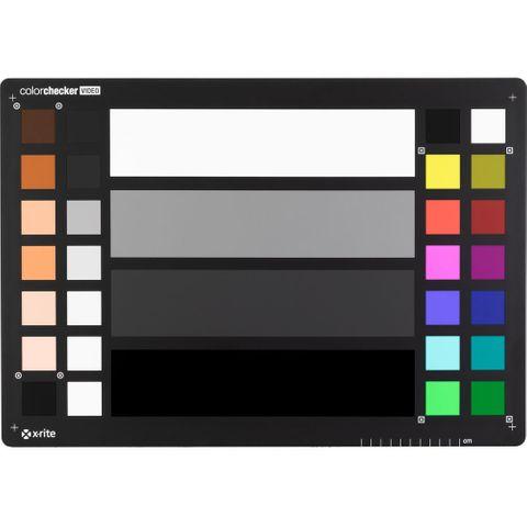 Xrite Colorchecker Video XL