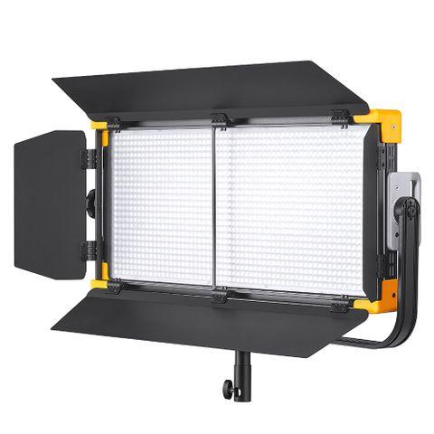 Godox LD150R RGB Panel Light Inc Barndoors