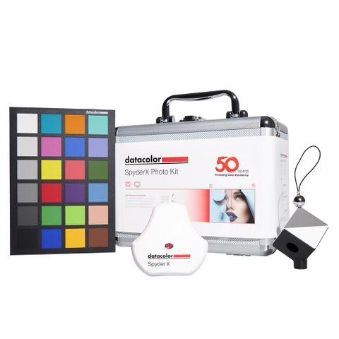 Datacolor SpyderX Photo Kit  - Open Box