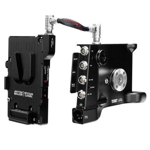 Wooden Camera - D-Box Plus (Blackmagic URSA Mini Pro 12K)- V-Mount