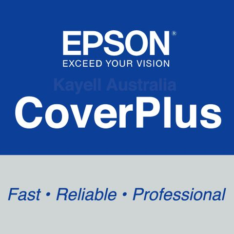 Epson F3000 Coverplus 2yr On-Site Service Pack