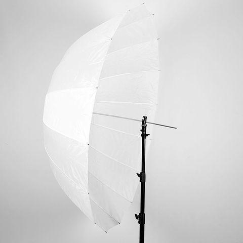 Xlite Deep Parabolic Translucent Umbrella 130cm