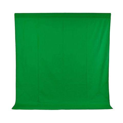 Xlite Muslin Chromakey Green Background 3x3m Inc Bag