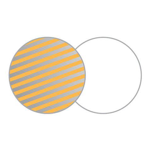 Lastolite Reflector 95cm Sunfire / White