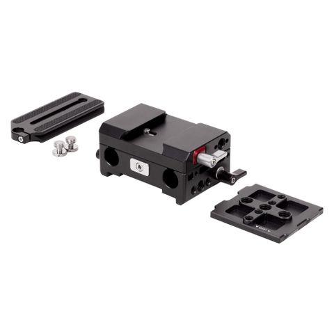 Wooden Camera LW 15mm Baseplate (Panasonic BGH1)